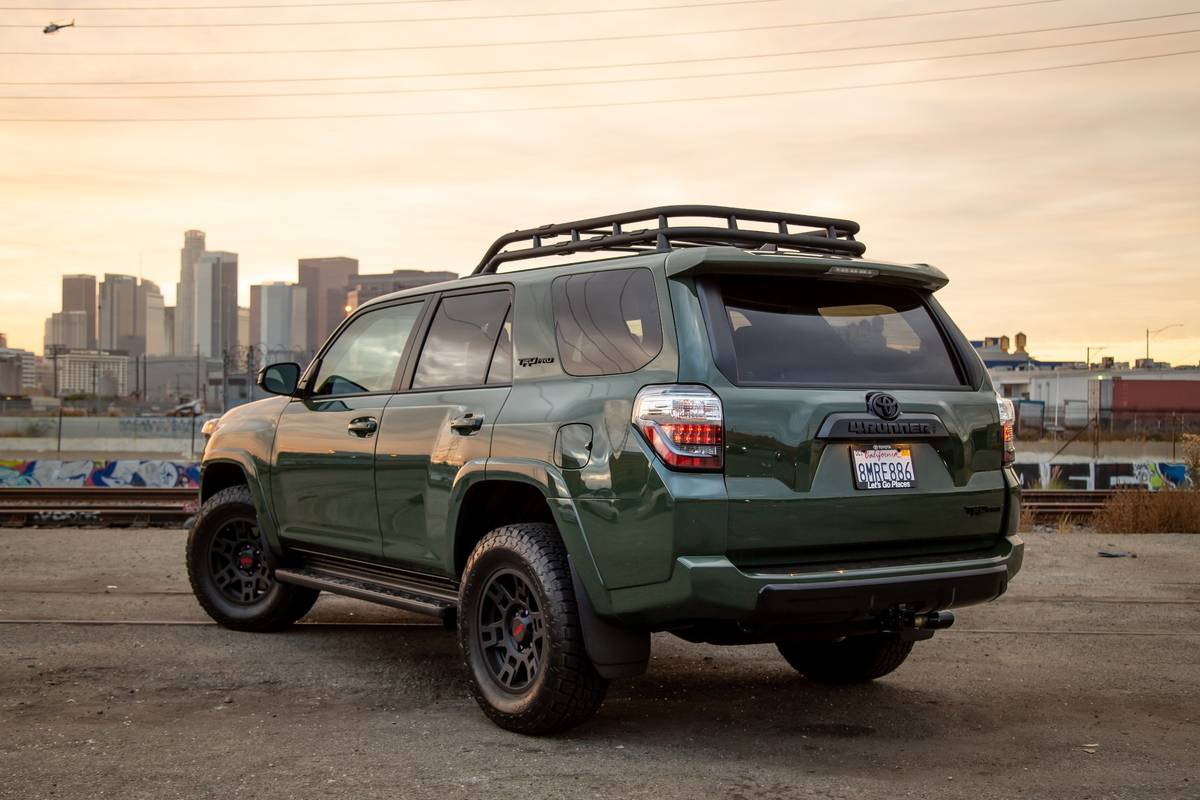 2020 Toyota 4runner Specs Price Mpg Reviews Cars Com