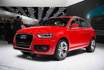 2015 Audi Q3 Photo Gallery