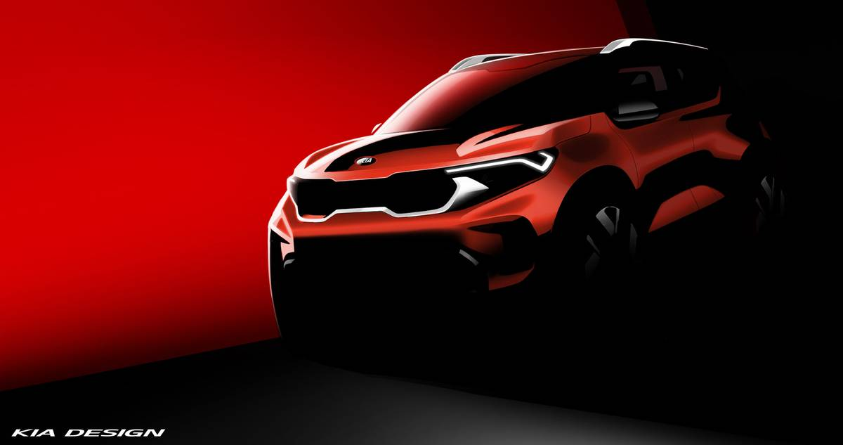 Kia Composes Sonet for Global Compact SUV Market