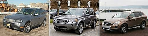 Cars.com Compares Small Luxury Crossovers
