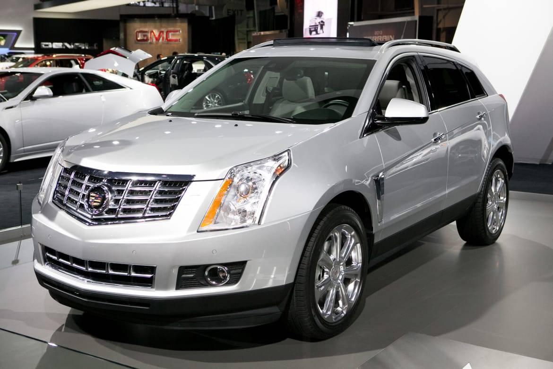 2020 Cadillac SRX Spesification