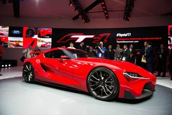 Toyota FT-1 Concept Photo Gallery (39 Photos)