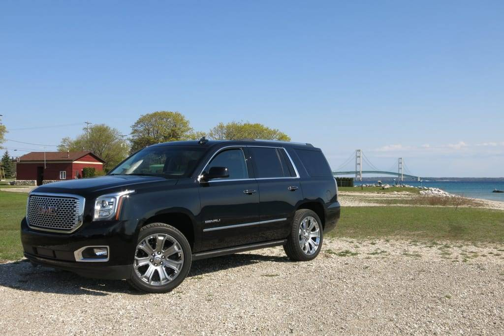 2015 Gmc Yukon Denali Real World Fuel Economy News Cars Com