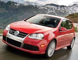 Recall Alert: 2008 Volkswagen R32