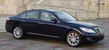 Cars.com Names 2009 Hyundai Genesis Car of the Year