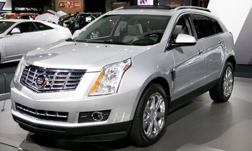 NHTSA: 2013 Cadillac SRX, 2014 Scion tC Earn Five-Star Rating