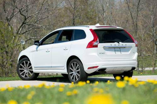 2015 Volvo Xc60 Real World Cargo Space News Cars Com