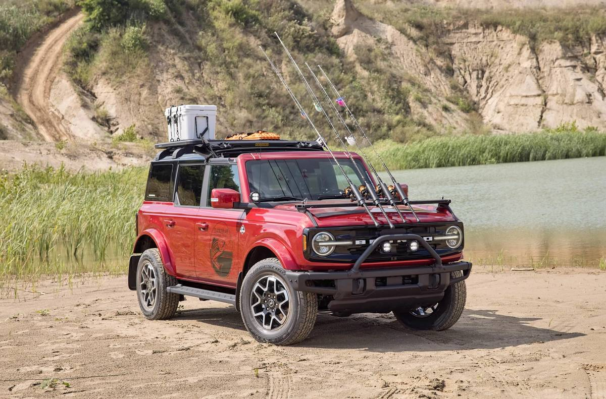 Ford Bronco Adventure Concepts: 5 Ways to Accessorize for Your Off-Road Odyssey