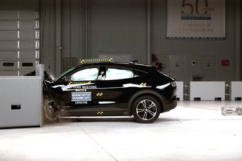 The 2021 Ford Mustang Mach-E Nabs IIHS Top Safety Pick