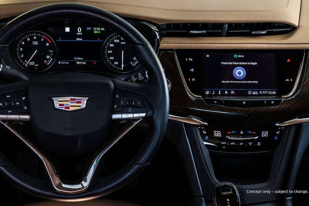 General Motors is bringing millions of Chevrolet, Buick, GMC and