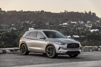 Updated 2021 Infiniti QX50 Makes Safety, Convenience Features More Accessible