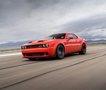 5 Ways the 2020 Dodge Challenger SRT Super Stock Is Not a Demon