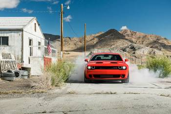 2020 Dodge Challenger Super Stock: It's No Demon, But It's No Slouch, Either