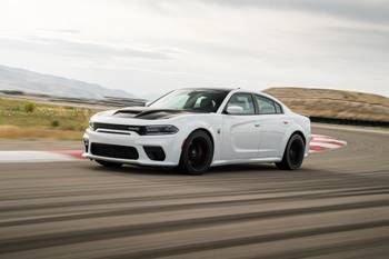2021 Dodge Charger: When in Doubt, Just Add Horsepower