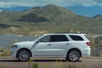 2020-21 Dodge Durango Recalled for Airbag Fastener