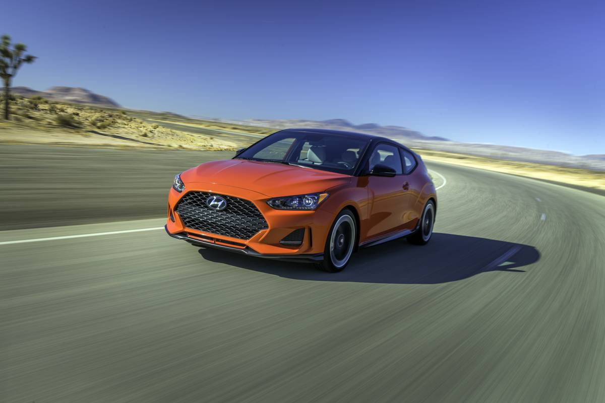 How Do Car Seats Fit in a 2020 Hyundai Veloster?