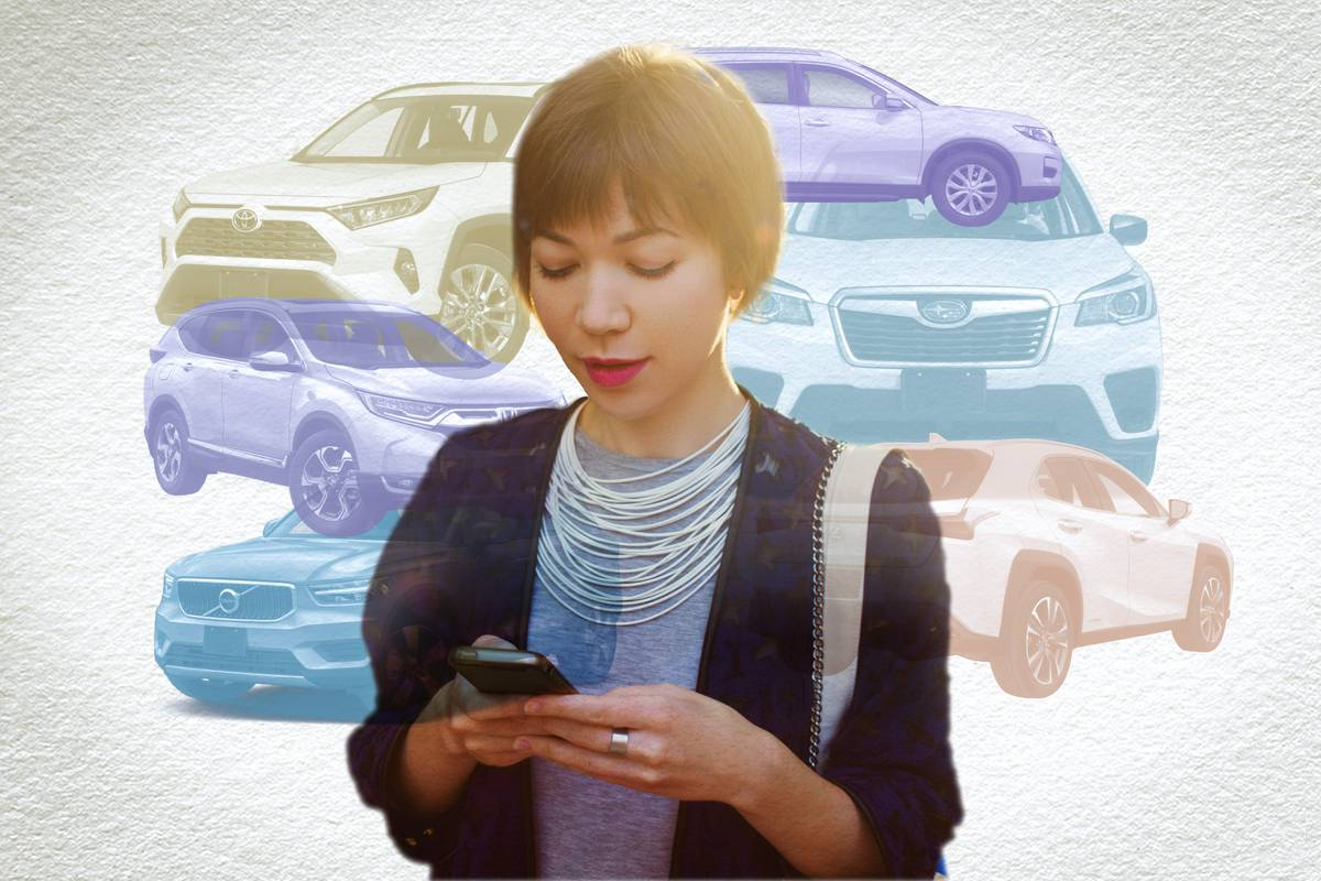 It's True! Women Really Do Shop More … for Cars