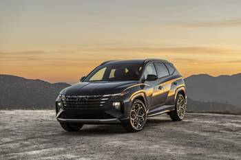 2022 Hyundai Tucson Widens Appeal With Plug-In, N Line Models