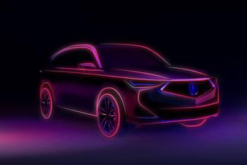 MDX Got Next: Acura Previews Next-Gen MDX SUV