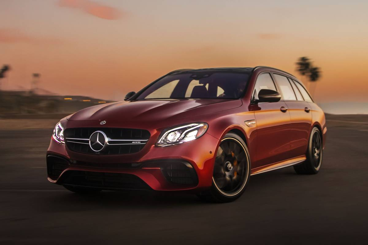 Mercedes-AMG E63 S Estate Edition 1 Costs $152,851 In Germany