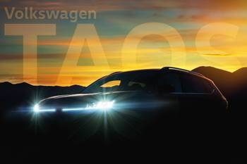 Volkswagen Is Taking Us to Taos With New Compact SUV