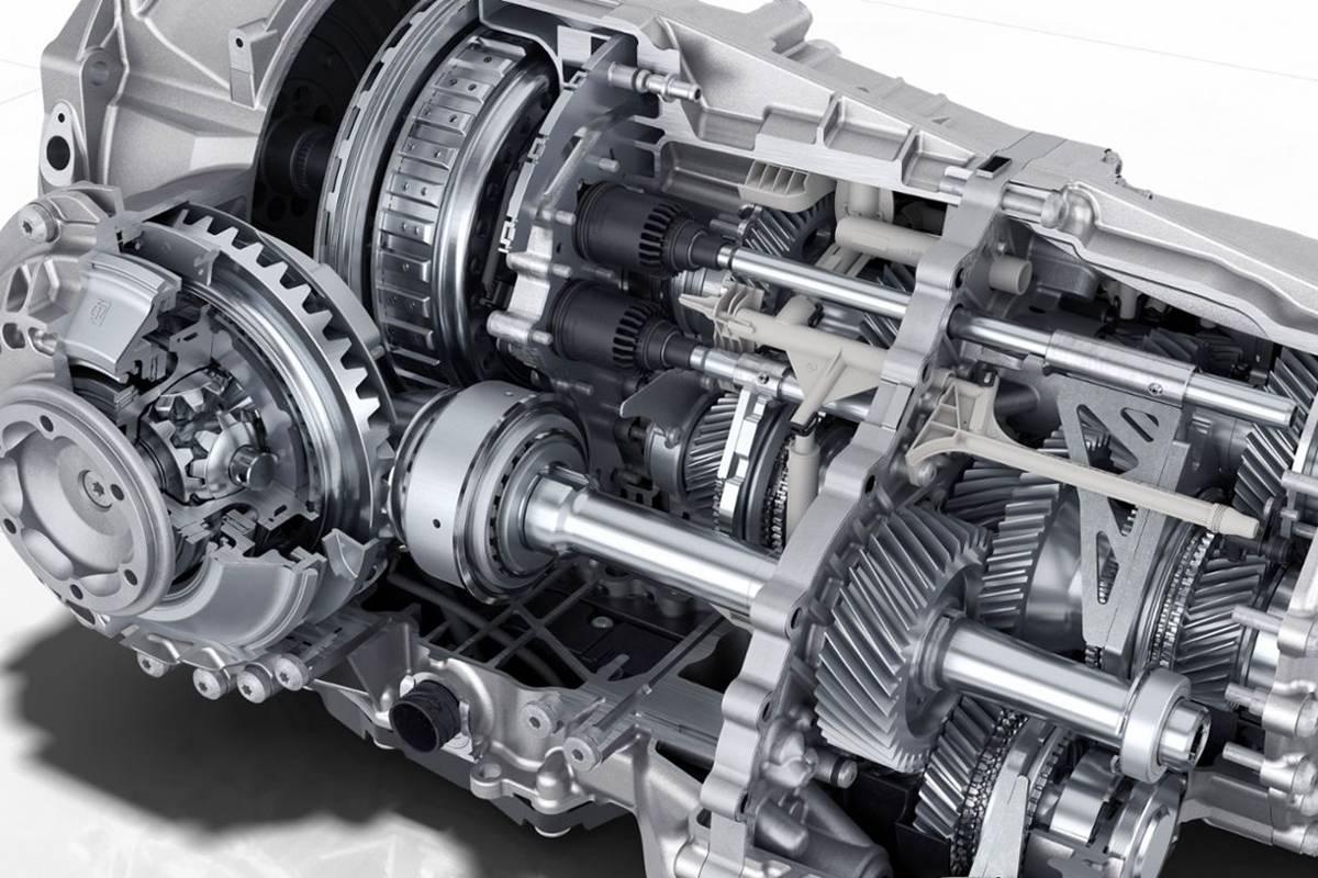 Porsche PDK dual-clutch transmission