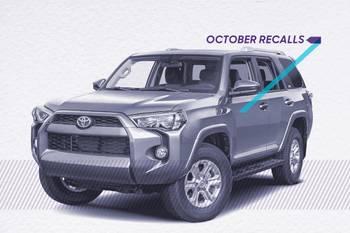 Recall Recap: The 5 Biggest Recalls in October 2019