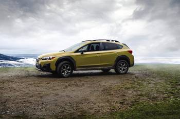 How Do Car Seats Fit in a 2021 Subaru Crosstrek?