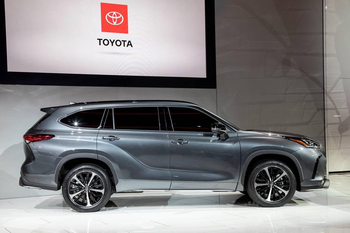 2021 Toyota Highlander Release Date