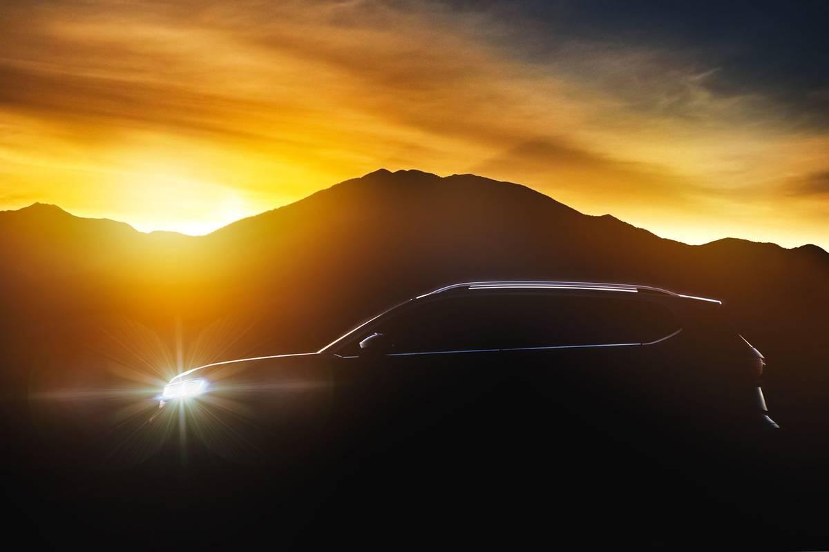 Volkswagen Taos teaser image