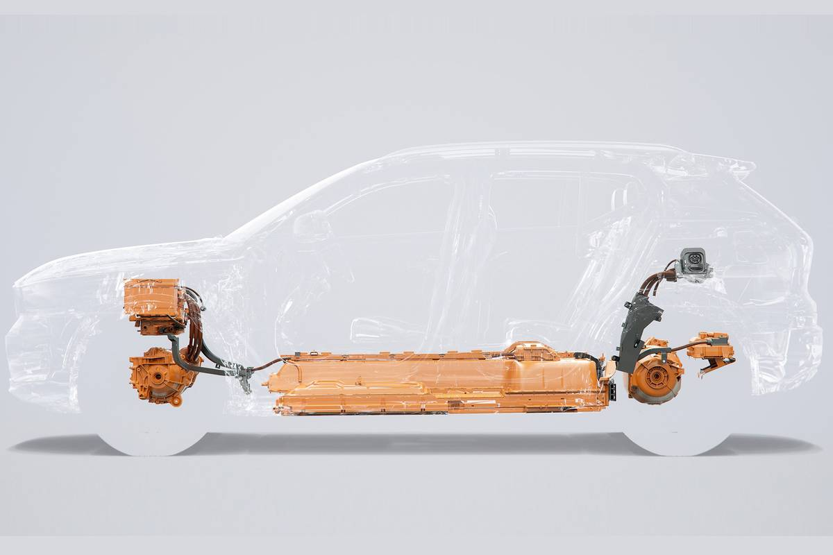 All the Green Car News: Electric Volvo XC40, Updated Hyundai Kona Electric, Next-Gen Toyota Mirai