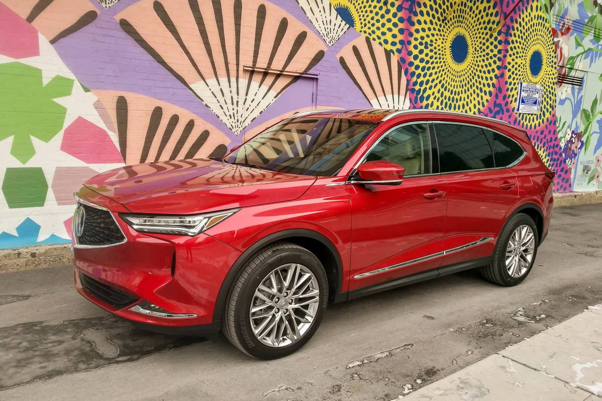 2022 Acura MDX Review: Tech Pains Curb Family, Luxury Gains