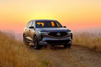 Next-Gen Acura MDX to Focus on Luxury and Performance, Adds Type S Model