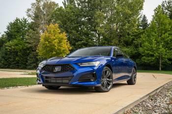 2021 Acura TLX Review: Subtle Changes, Big Improvements