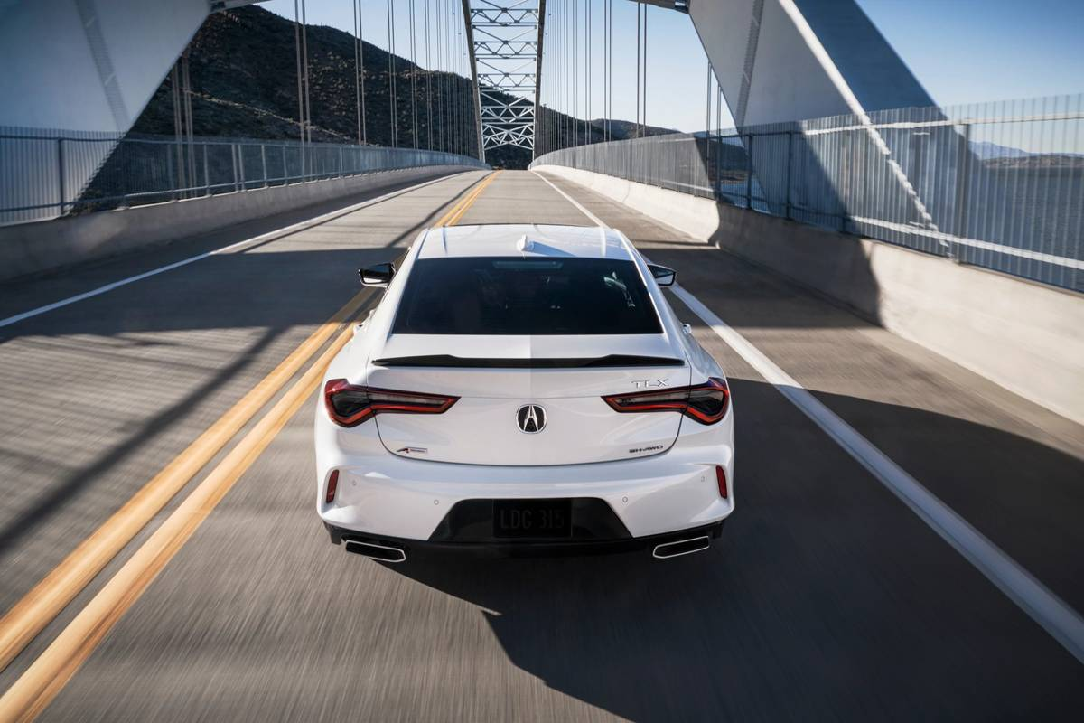 2021 Acura Tlx Elevated Style Escalated Price News Cars Com