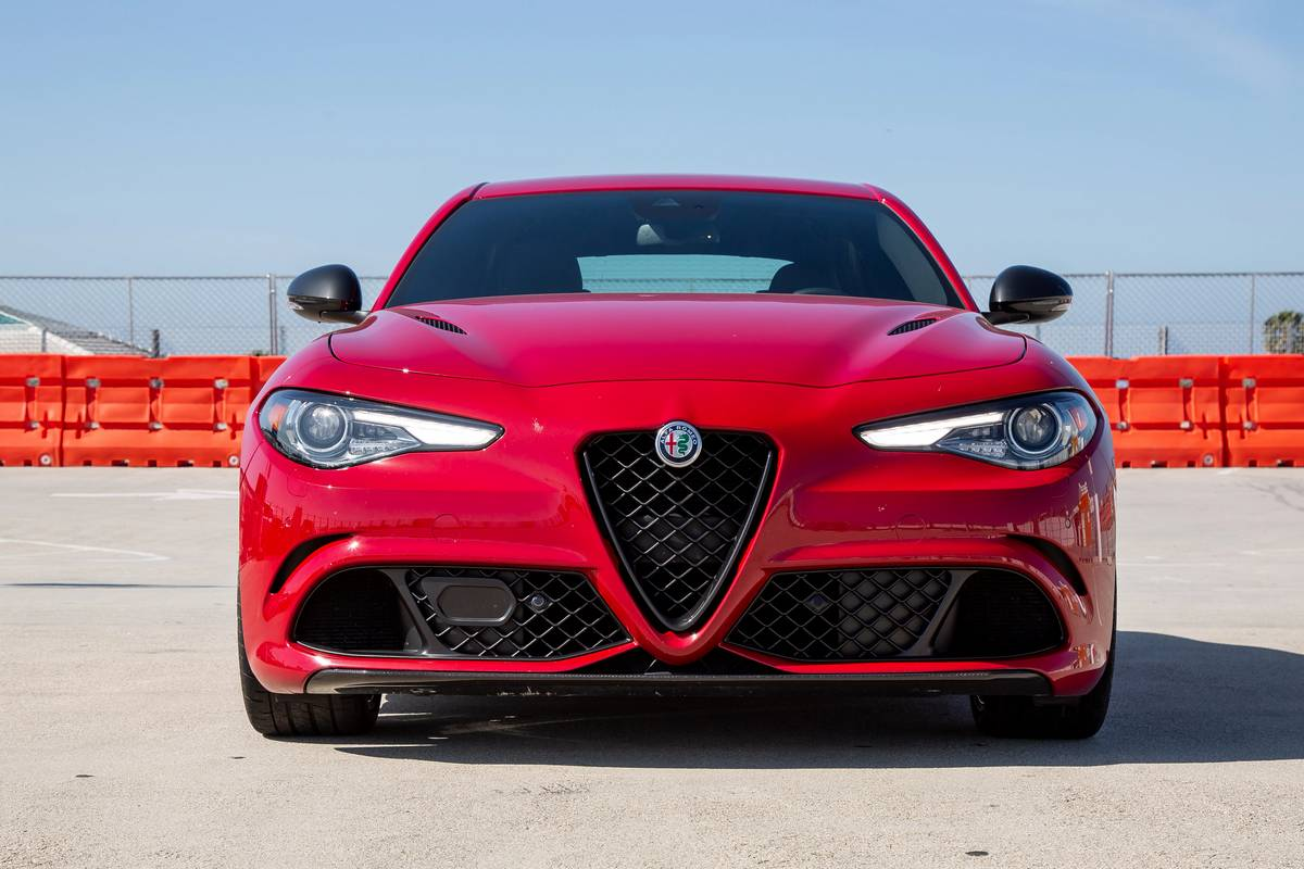 Did Alfa Romeo Fix Its Infotainment System for 2020?