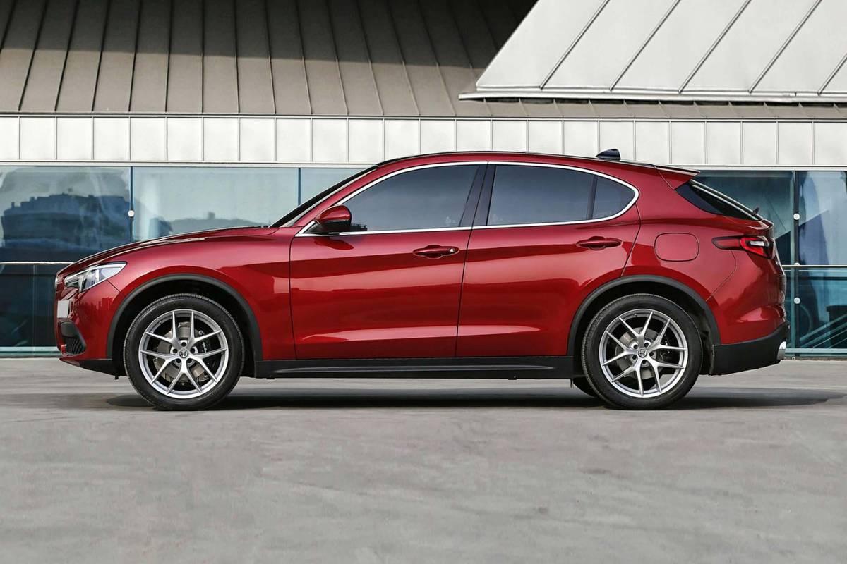 2021 Alfa Romeo Stelvios Recalled for Side Curtain Airbags