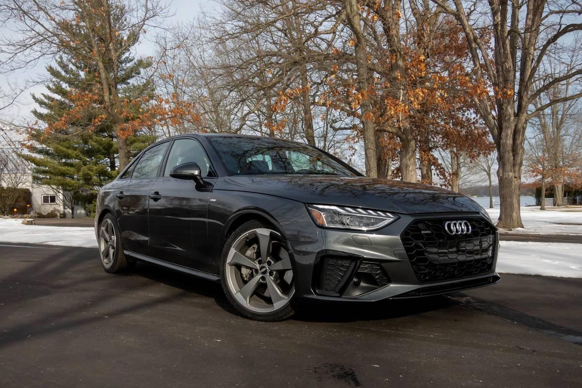 2021 Audi A4 Review: Premium Vibes, Premium Price