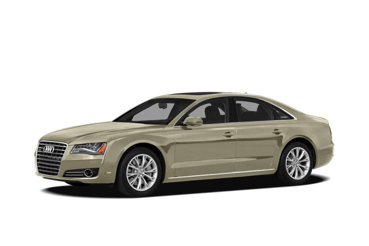 2013-2018 Audi A8, S8: Recall Alert