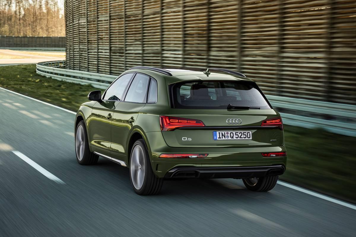 Kelebihan Kekurangan Audi K5 Top Model Tahun Ini