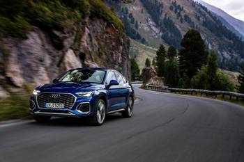 2021 Audi Q5 and SQ5 Sportbacks: Less Is More?
