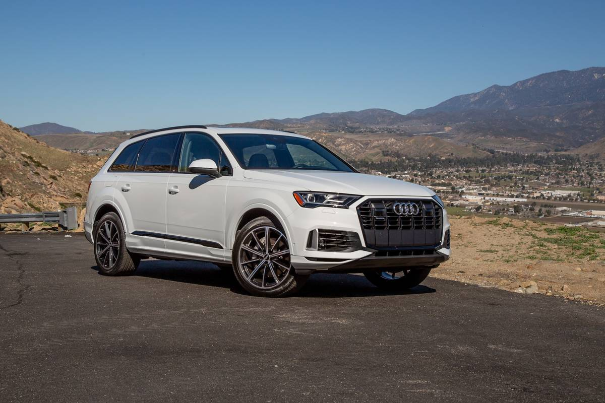 2020 Audi Q7 Review: Quibbles With the Biggest Q