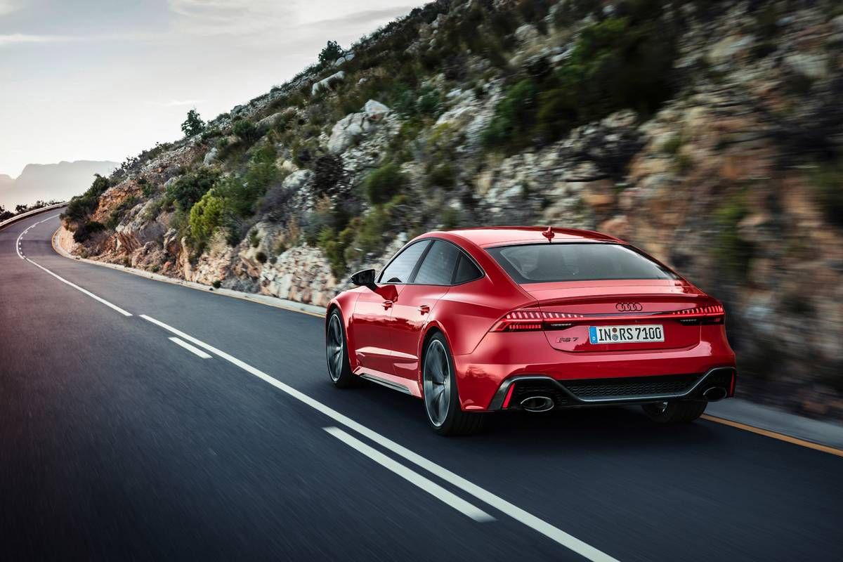 2021 Audi Rs 7 Price And Specs My Baby Is Back News Cars Com
