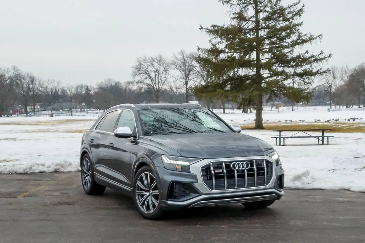 Audi SQ8 Vs. Q8: Is the SQ8's Powertrain Better Than the Q8's?