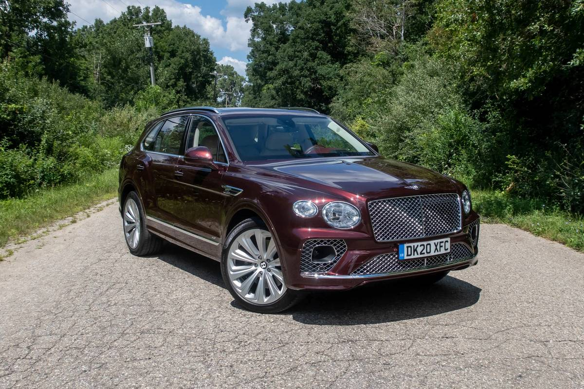 2021 Bentley Bentayga Review: Upgrading the Upgraded