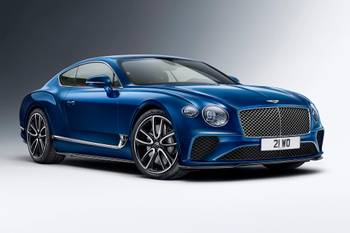 Bentley Continental GT, Bentayga Styling Specification Adds Touch of Sportiness to the Splendidness