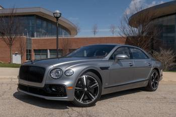 2020 Bentley Flying Spur First Edition: A Welcome Refuge in a Trying Time
