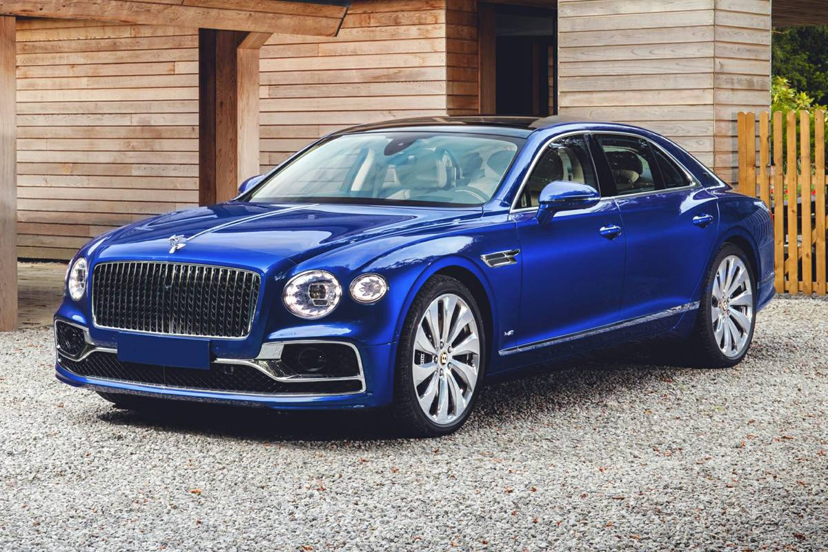 2020 Bentley Flying Spur: Recall Alert