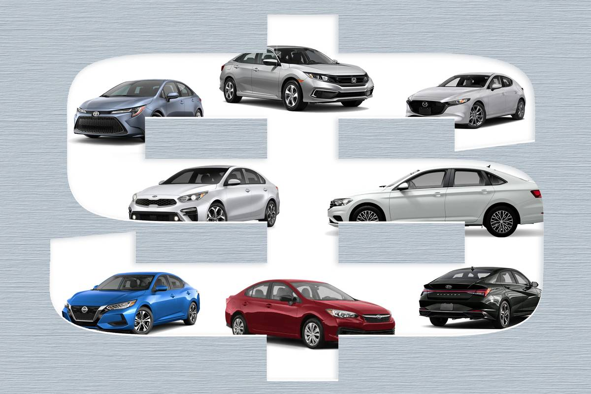 Which Compact Sedan Has the Best Value?