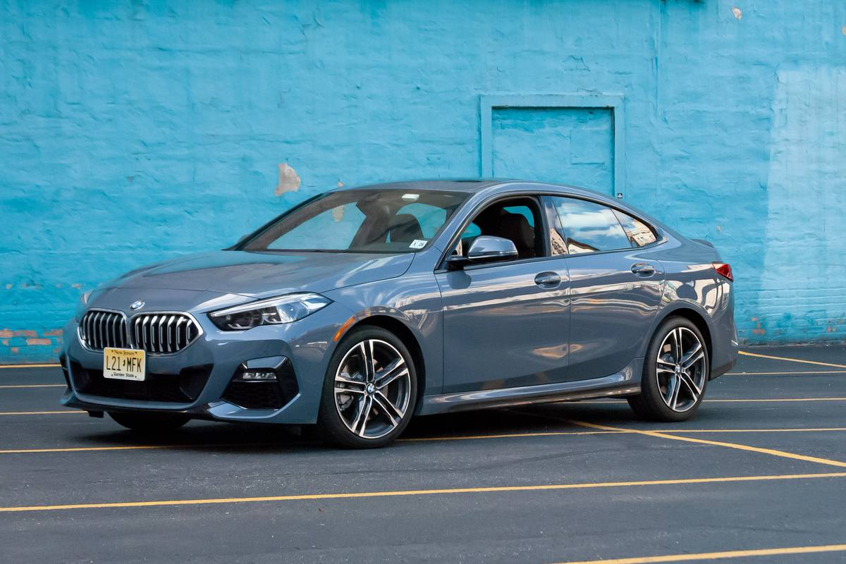 2020 BMW 228 Gran Coupe Review: Little, and of Little Point
